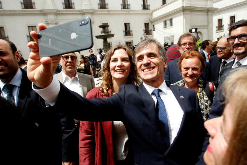 Ministro Valente destaca cifra récord en 2018 de creación de empresas: 132.140