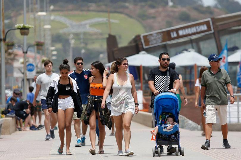 Viña del Mar tendrá estacionamientos gratuitos en borde costero