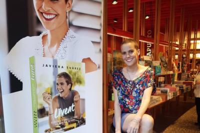 """Exámenes arrojan que Javiera Suárez sigue con cáncer: """"Habrá que seguir volando hasta alcanzar el milagro"""""""