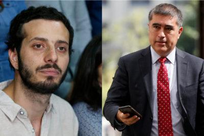 """VIDEO   """"No seas patudo"""": la discusión de Rodrigo Echecopar y Mario Desbordes por Bachelet y Venezuela"""