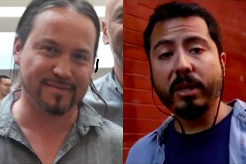 Equipo periodístico chileno es retenido — Venezuela