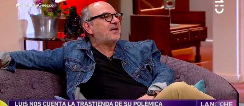 VIDEO |Luis Gnecco reveló la trastienda de las disculpas públicas a Raquel Argandoña y Patricia Maldonado