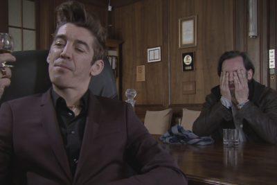 """""""Mierda de matinal"""": la indignación del actor de Pacto de Sangre con el Mucho Gusto y el """"Presidente Piñata"""""""