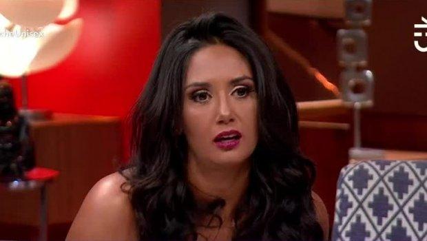 """Pamela Díaz analiza los episodios de Cathy Barriga como alcaldesa """"¿Le faltarán palitos para el puente?"""""""
