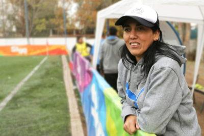 """Paula Navarro: """"Este año ganaré lo mismo que el entrenador de hombres"""""""