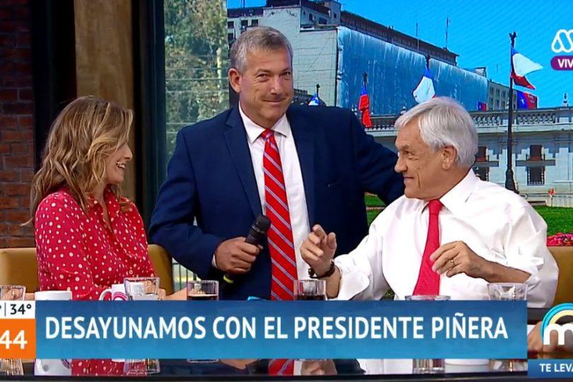 VIDEO |Piñera troleó en vivo a Carlos Heller por el estadio de la U: respuesta del dirigente azul lo dejó mute