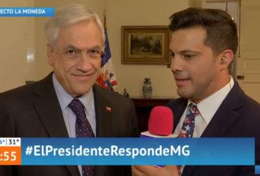 Piñera ocupa minutos del Mucho Gusto para decirle un par de verdades a Marisela Santibáñez por Jaime Guzmán