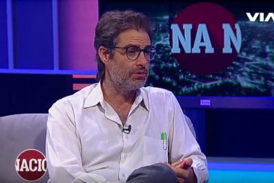 """José Andrés Murillo: """"Ezzati tiene varios cadáveres en su armario"""""""