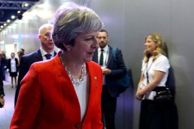 Inició el debate sobre el acuerdo del Brexit en Londres