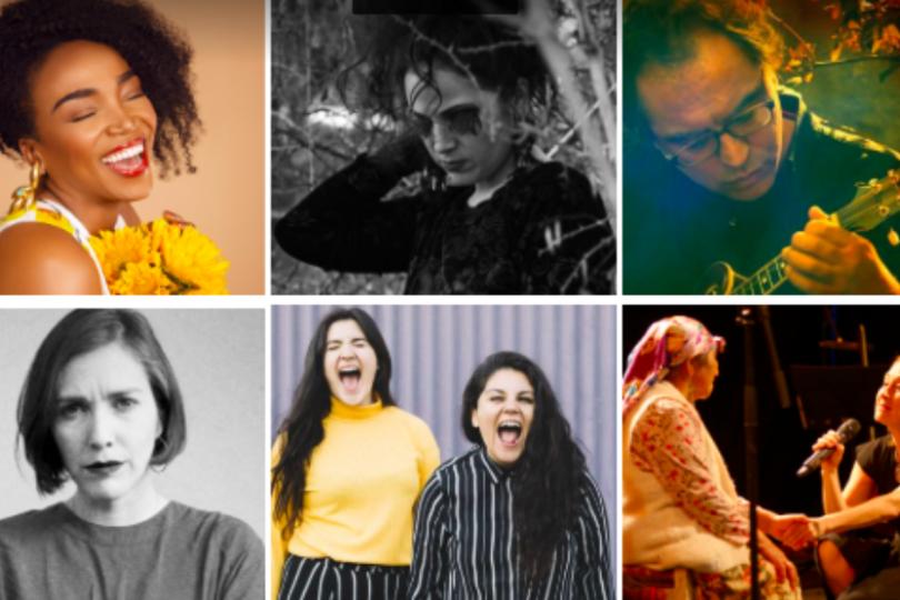 Tocatas Mil cierra ciclo de conciertos en vivo con la presencia de mujeres creadoras