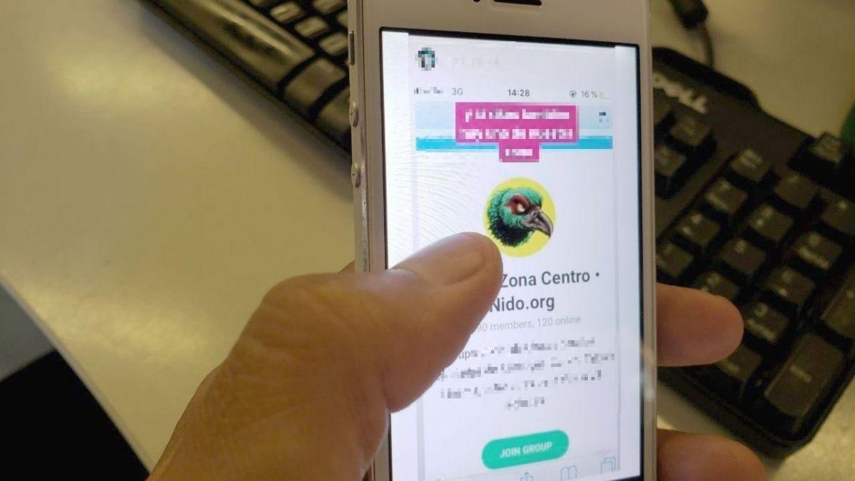 """""""Nido.org: la web donde anónimos acosan y amenazan a mujeres con información e imágenes íntimas"""""""