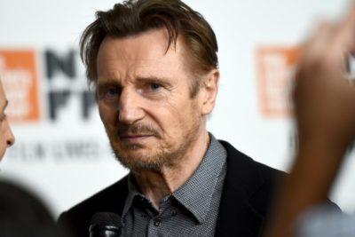 """Liam Neeson confiesa que quiso matar """"a un negro bastardo"""" por violar a una amiga"""