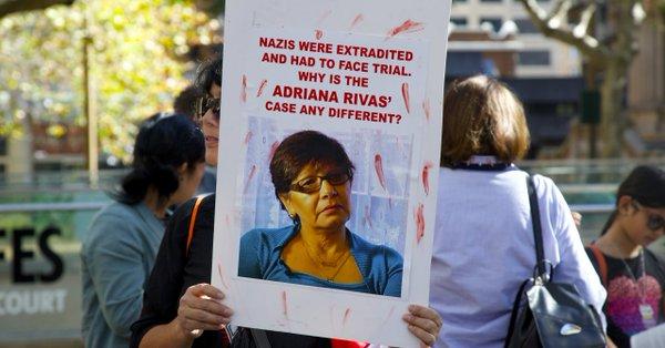 Australia: Justicia rechaza conceder libertad bajo fianza a Adriana Rivas