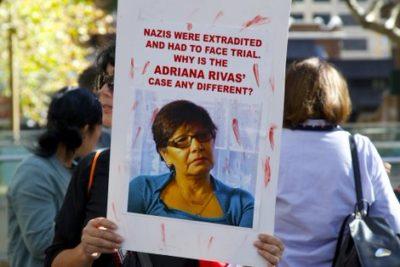 """Abogada que colabora en extraditación de Adriana Rivas: """"Sentencias contienen suficiente material para no dudar de su participación"""""""