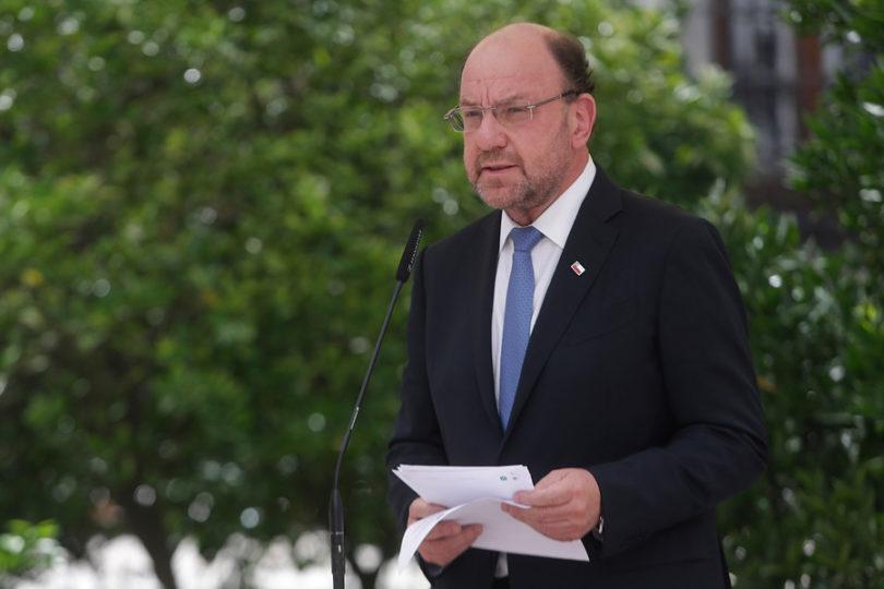 """Clase Media Protegida: ministro Moreno descartó que sea """"pirotecnia comunicacional"""""""
