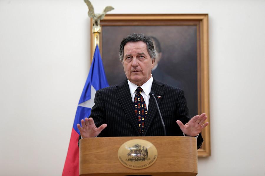 """""""Chile presenta réplica ante corte de La Haya por litigio del Río Silala con Bolivia"""""""