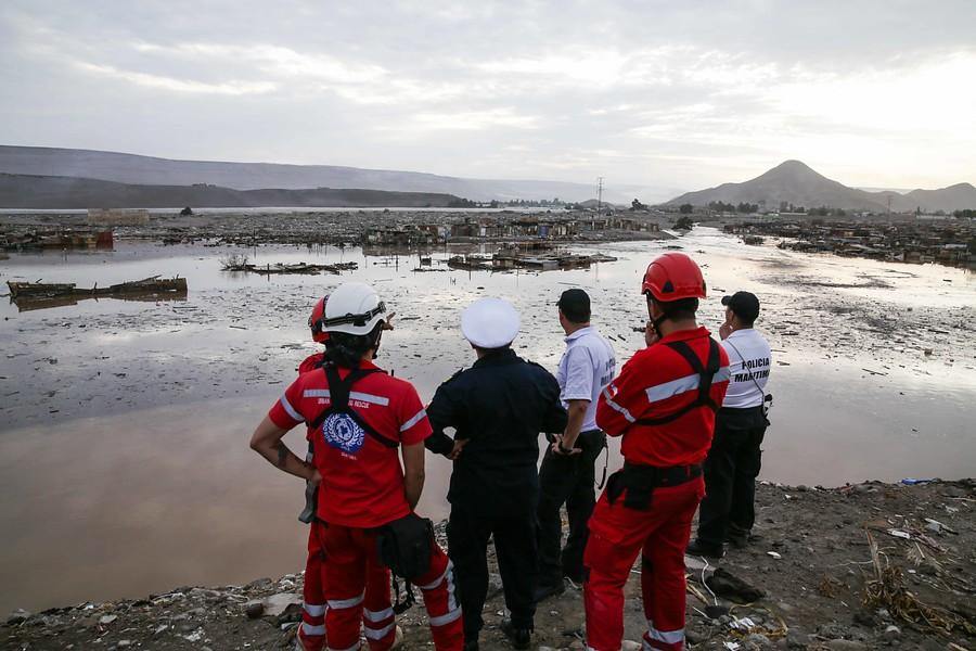 Diputado Velásquez exige al gobierno declarar zona de catástrofe en el norte