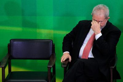 Lula da Silva recibe condena de 12 años de cárcel por nuevo caso de corrupción