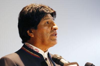 Chile frustró la intención de Evo Morales de que Bolivia fuera sede del Mundial 2030