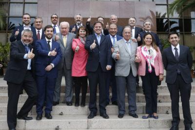 Votaciones de diputados DC y radicales: 90% fueron a favor de proyectos del Gobierno