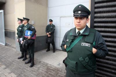 Gendarmería anuncia querella por incidentes fuera de la cárcel de Temuco