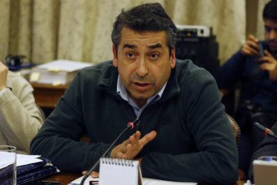 """Diputado Alexis Sepúlveda contrató 18 asesores: """"Tengo la cantidad de personas necesaria para realizar mi trabajo"""""""