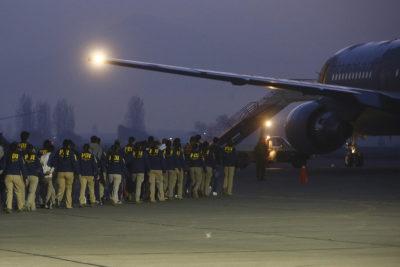 Gobierno expulsa a 114 extranjeros condenados por drogas y asaltos