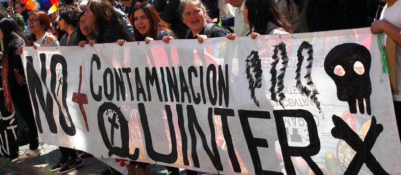 Corte de Apelaciones rechaza recurso de protección por contaminación de Quintero y Puchuncaví