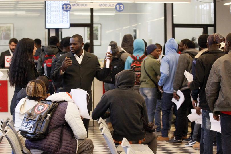 Gobierno rechazó el estatus de refugiado a 2.449 personas durante 2018
