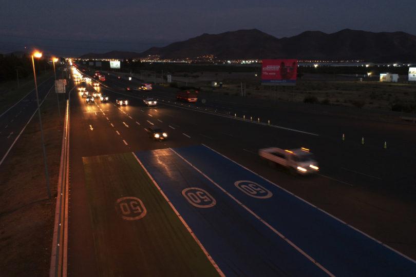 Prevén gran flujo de autos retornando a la capital hasta la noche del domingo