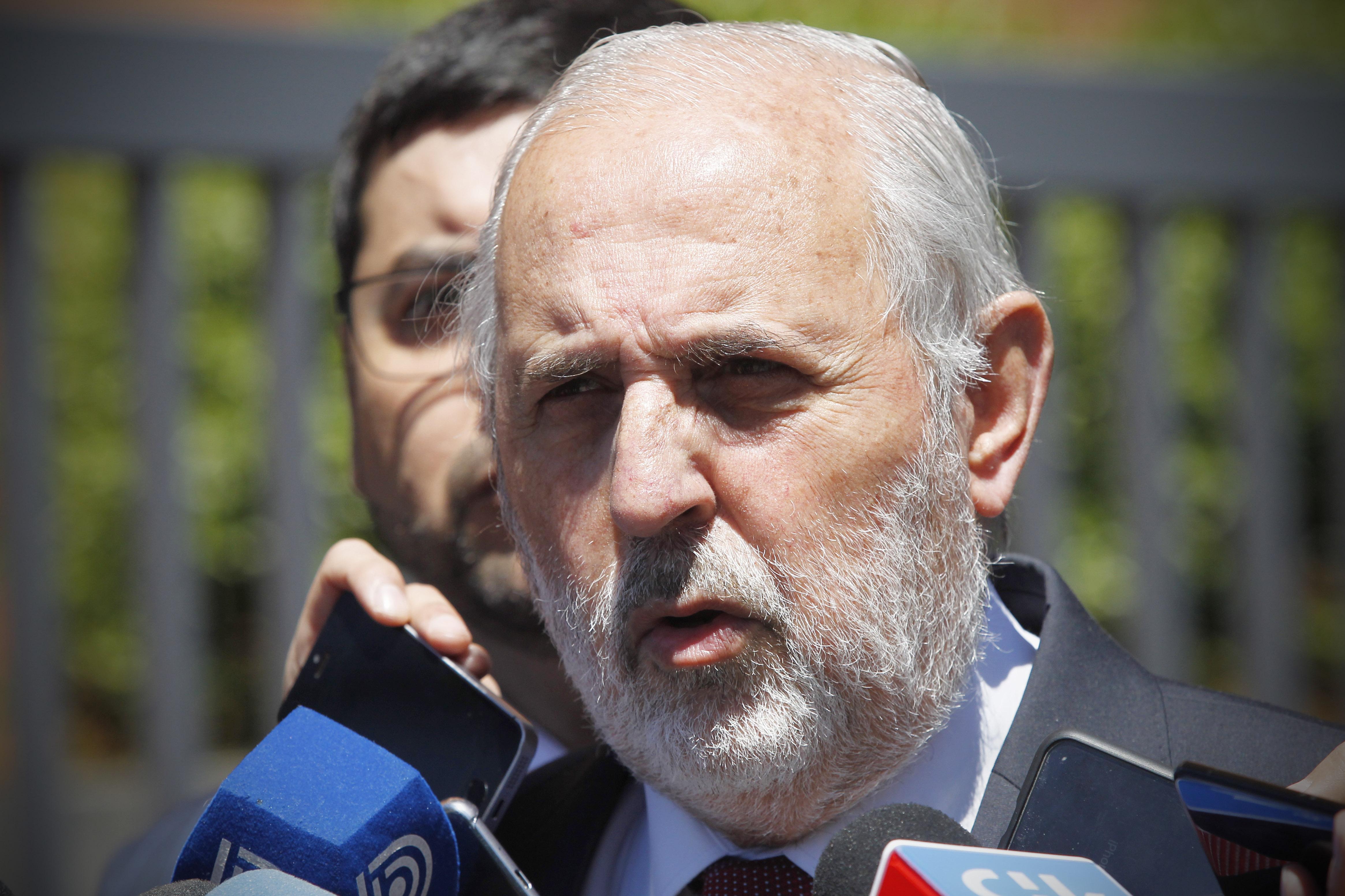 """""""Fiscal Abbott por formalización de Fuente-Alba:"""