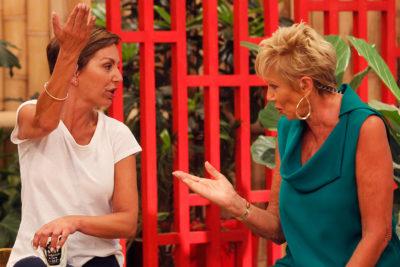 VIDEO | Bienvenidos y Canal 13 meten al congelador a Raquel Argandoña tras amargo episodio con Jani Dueñas en Viña 2019