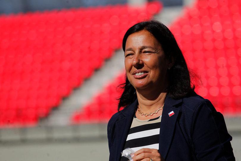 """Ministra del Deporte y postulación a Mundial 2030: """"No es ninguna cortina de humo"""""""