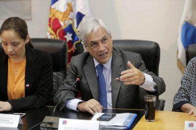Piñera hace un alto en sus vacaciones y anuncia visita a La Araucanía por incendios forestales