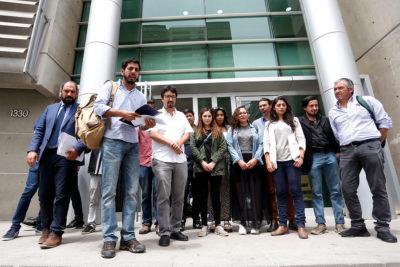 Frente Amplio se querella por déficit en municipio de Viña del Mar