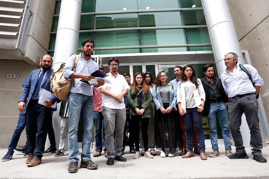 """""""Frente Amplio se querella por déficit en municipio de Viña del Mar"""""""