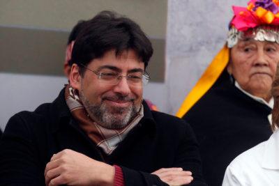 Peter Gabriel destacó la labor del alcalde Daniel Jadue en Recoleta