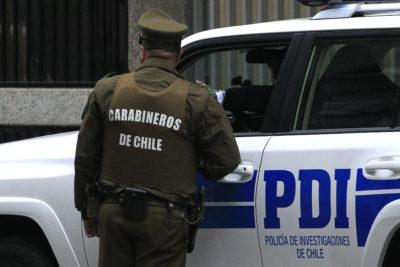 Diputados UDI buscan que Carabineros y la PDI utilicen armas de mayor calibre