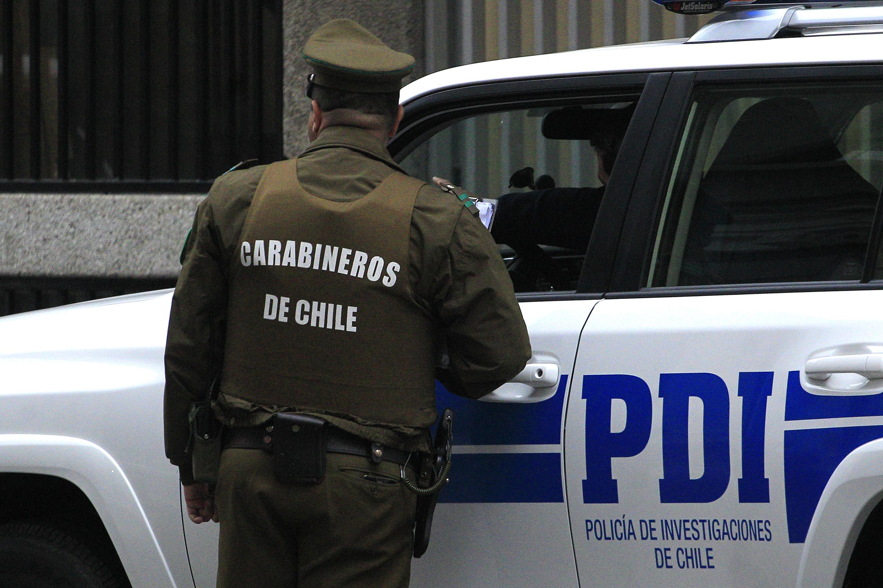 """""""Diputados UDI buscan que Carabineros y la PDI utilicen armas de mayor calibre"""""""