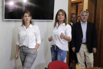 """Van Rysselberghe reprocha a Bachelet por no ir a Venezuela: """"Para alguien que vivió violaciones a DD.HH., es poco entendible"""""""