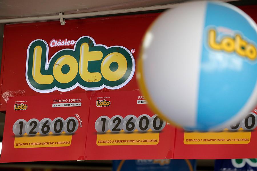 """""""Histórico pozo del Loto se repartirá entre cinco ganadores"""""""
