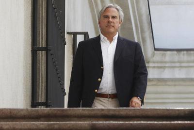 """Moreira apocalíptico: mandó a los que critican a Piñera por viaje a Venezuela al """"lugar más oscuro del infierno"""""""