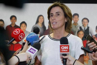 Fuego amigo: Sylvia Eyzaguirre se suma a críticas contra ministra Cubillos por Admisión Justa