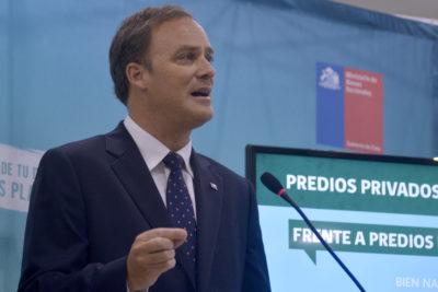 Ministro Ward reconoce que Piñera tramitó decreto para tener su playa concesionada en Caburgua mientras era Presidente