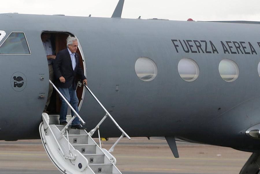 Sebastián Piñera declara zona de catástrofe en la provincia del Loa y anuncia plan de reconstrucción