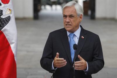 """Piñera propone reemplazar UNASUR: """"Lleva 3 años paralizado"""""""