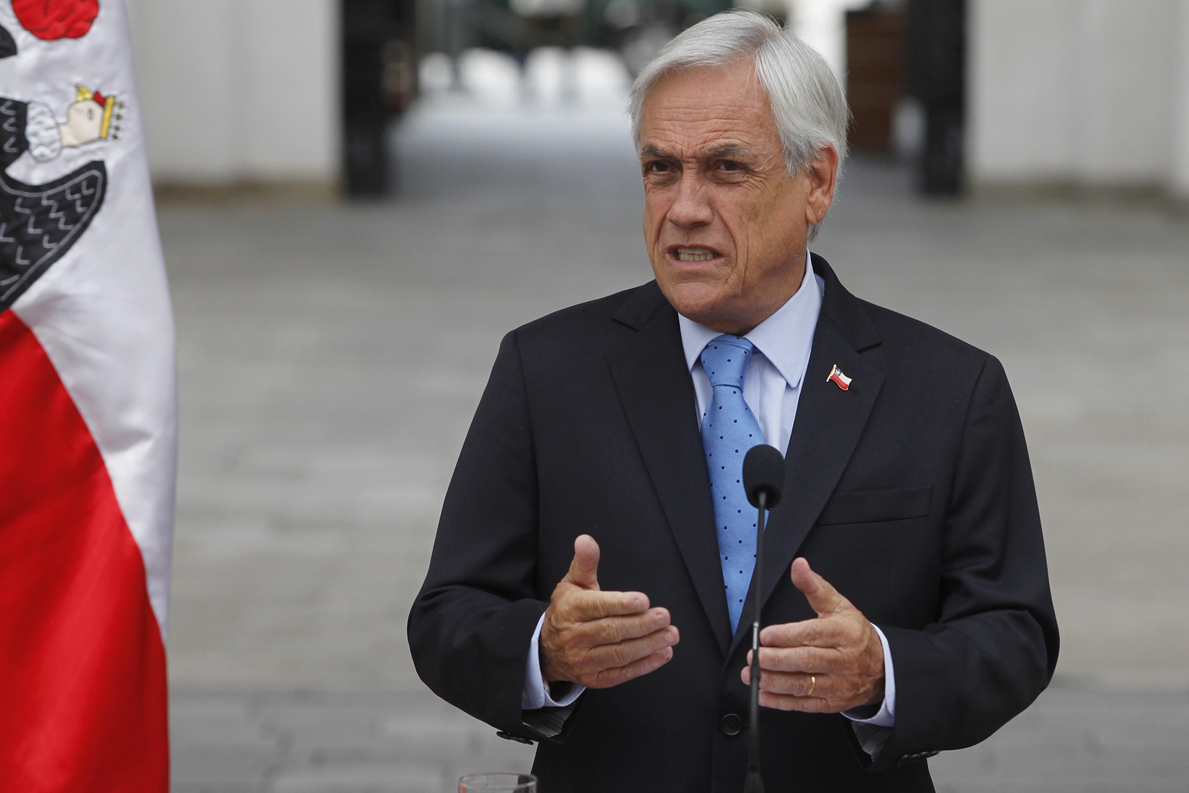"""""""Piñera propone reemplazar UNASUR:"""