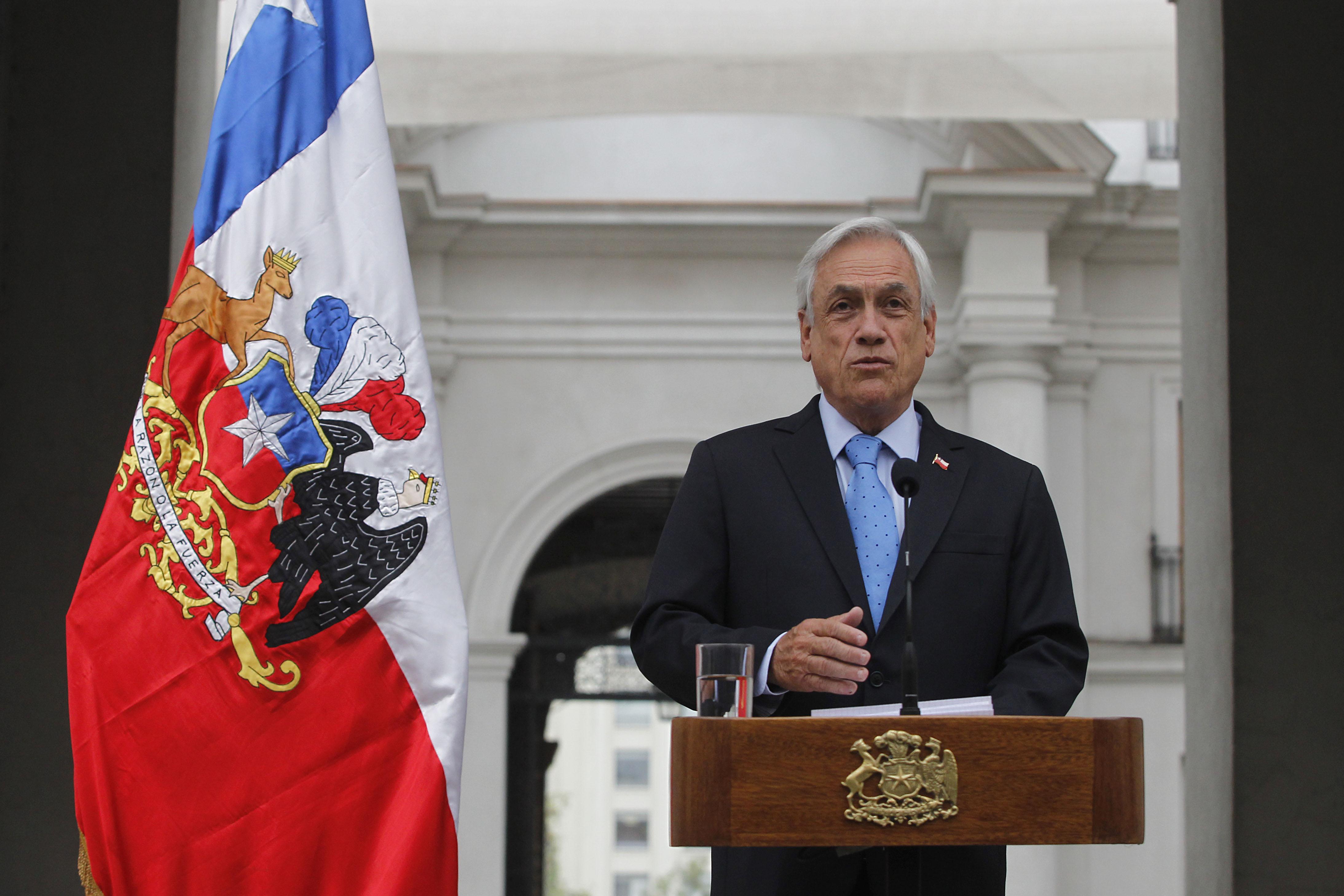 """""""Sebastián Piñera anuncia que viajará a Colombia a entregar ayuda humanitaria para Venezuela"""""""