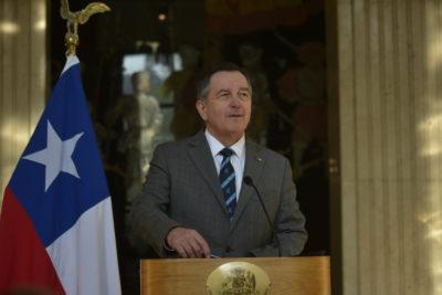 Ampuero destacó rol de Chile en el Grupo de Lima y anunció más presión a Maduro