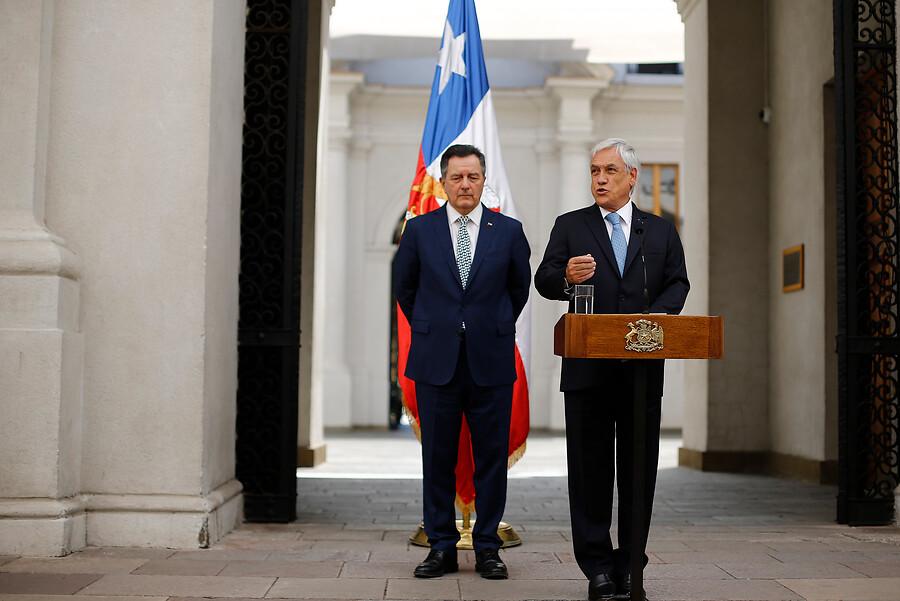 """""""Evópoli defiende viaje de Piñera a Cúcuta:"""